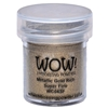 WOW EMBOSSING POWDER, SUPER FINE - METALLIC GOLD RICH
