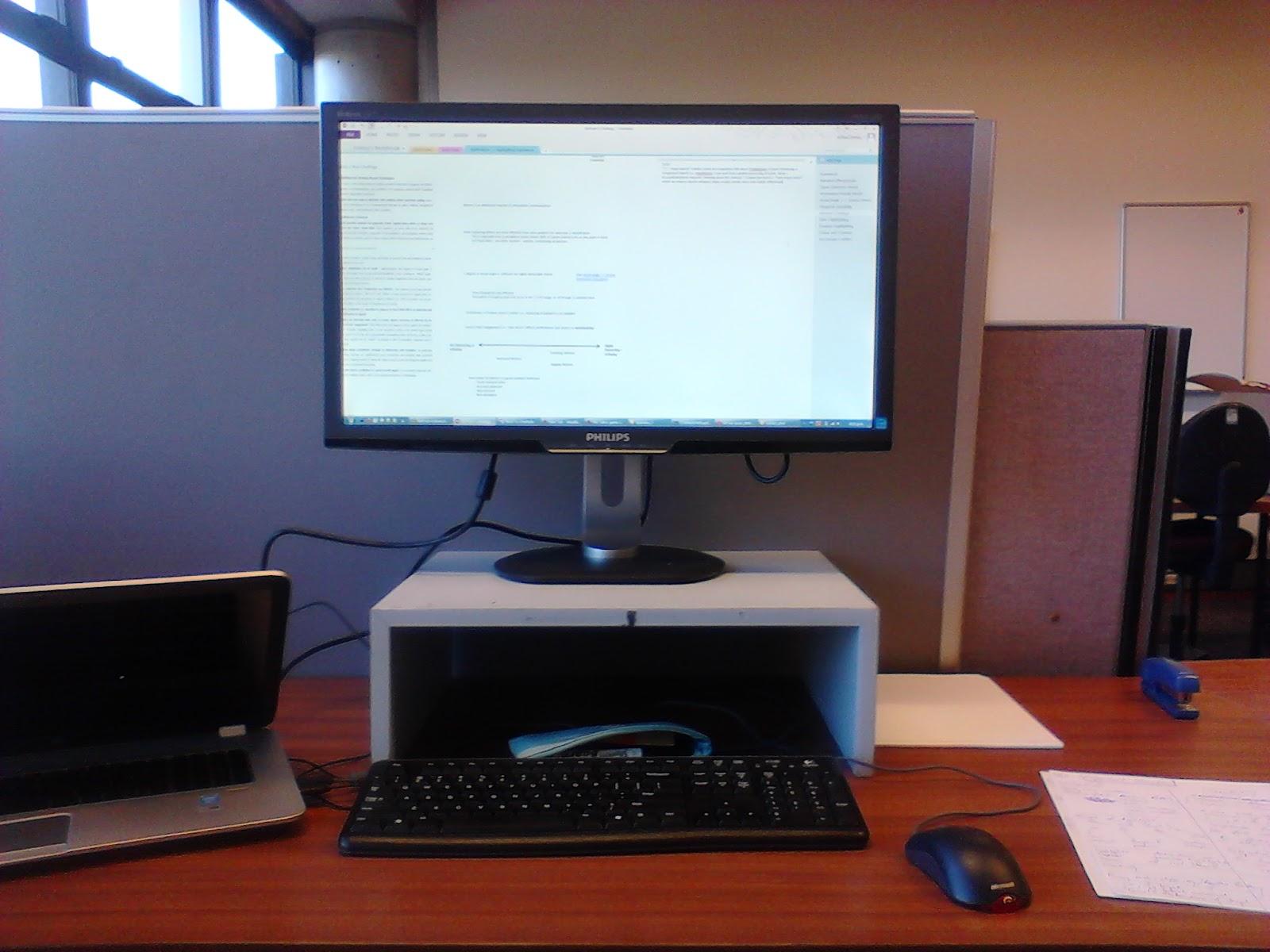 Aligorith S Lair Office Workspace Setup