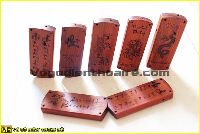 Vỏ Gỗ Điện Thoại 1280-1202 giá rẻ