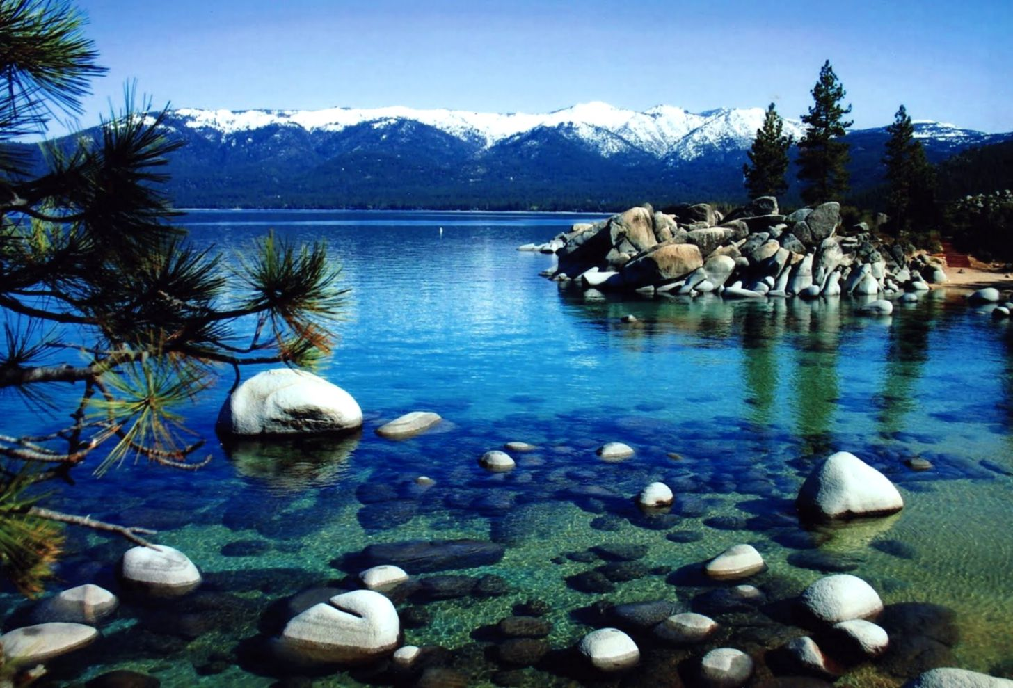 Lake Tahoe Desktop Background Wallpapers Ideas