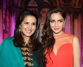 Shazahn Padamsee Family Husband Parents children's Marriage Photos