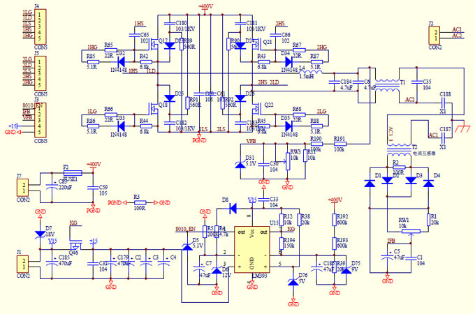 Pure Sine Wave Inverter Circuit Diagram Free Download