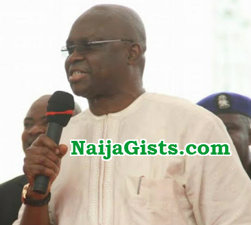 fayose ekiti free christmas clothes