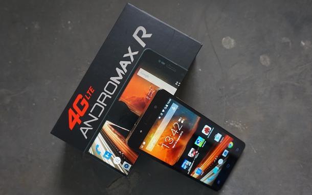 Cara Flash Andromax R I46D1G 4G LTE dengan TFUpdate