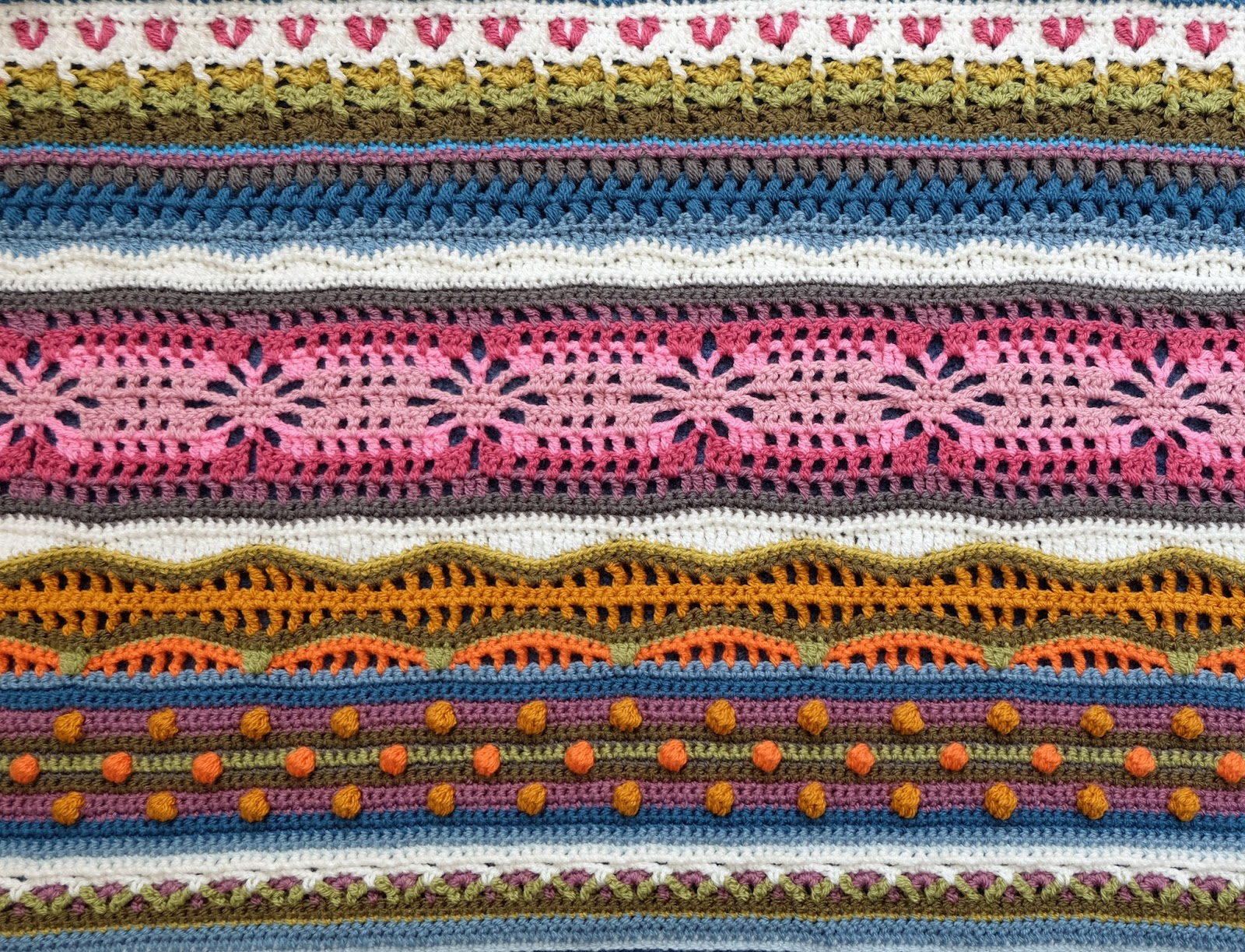 Knit crochet design the patterns for next month will feature little crochet heart shapes to honour valentines day there is an image posted below the patterns will be live bankloansurffo Choice Image