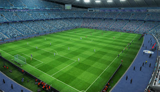 Update Etihad Stadium The New Season 2016 GBD Pes 2013