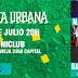 Fiesta Urbana 2017: entérate cómo será la gira por Argentina