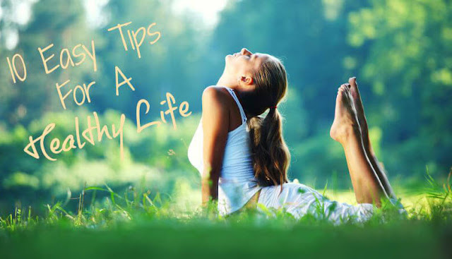 10 Essential healthy lifestyle tips for adults - healthtips24