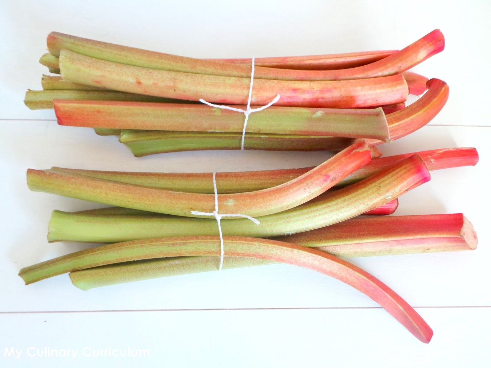 confiture de rhubarbe cook expert