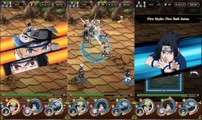 Ultimate Ninja Blazing Apk Mod Terbaru