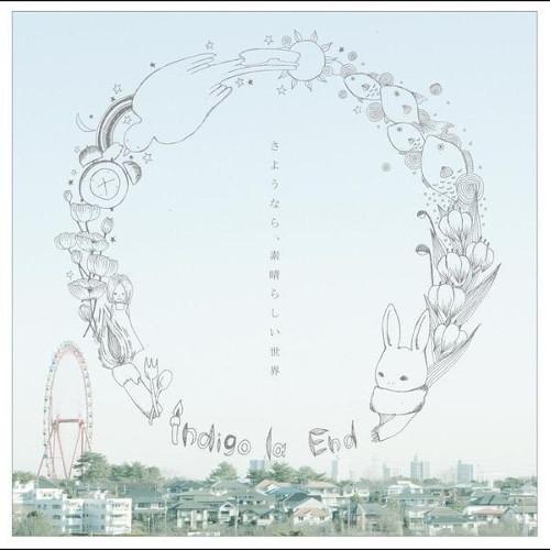 indigo la End - Sayonara, Subarashii Sekai [FLAC   MP3 320 / CD]