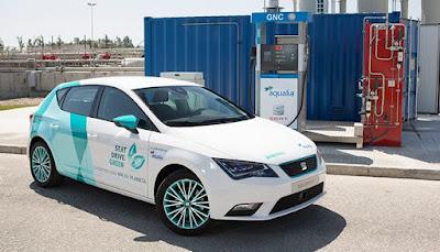 SMART Green Gas Project από τη SEAT και την Aqualia