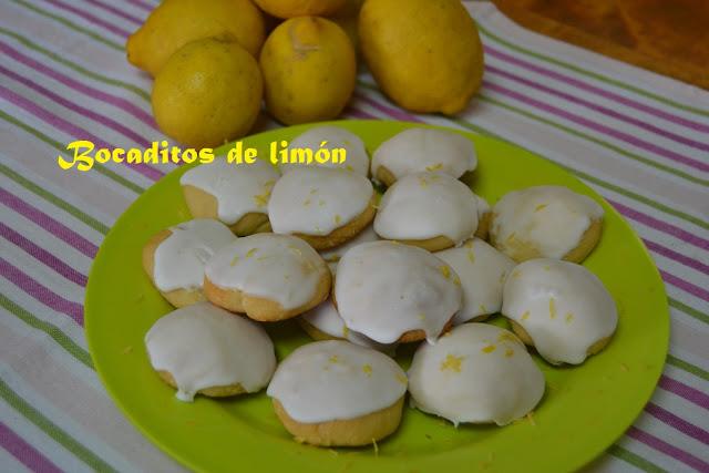 BOCADITOS DE LIMÓN