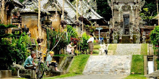Island bali of indonesia amazing culture