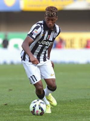 Menunggu Kesempatan Coman di Juventus