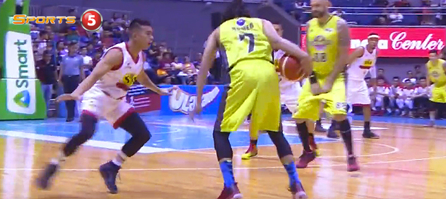 Terrence Romeo's NASTY Move on Jiovani Jalalon (VIDEO)