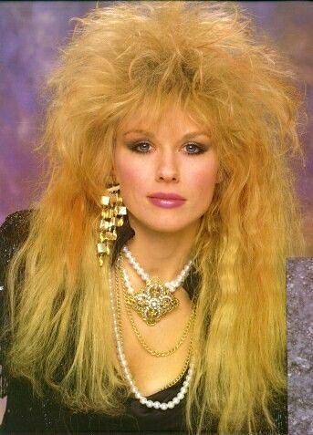 1980s hairstyles