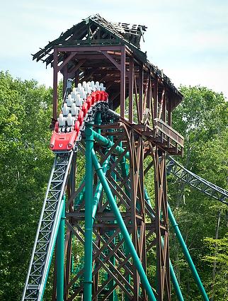 Experience Williamsburg Verbolten Opens Busch Gardens