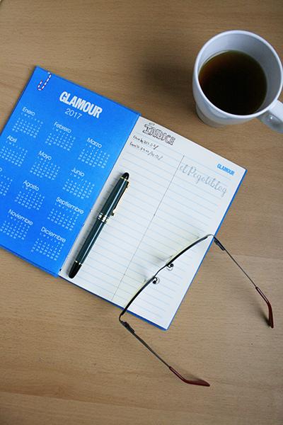 Bullet Journal: la estructura básica índice de contenidos - Crea tu Bullet Journal con el Pegotiblog