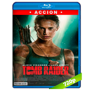 Tomb Raider: Las aventuras de Lara Croft (2018) BRRip 720p Audio Dual Latino-Ingles