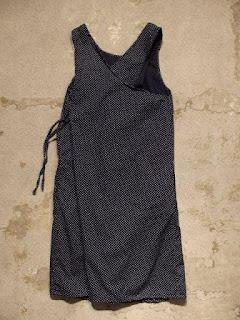 "FWK by Engineered Garments ""Sun Dress"""