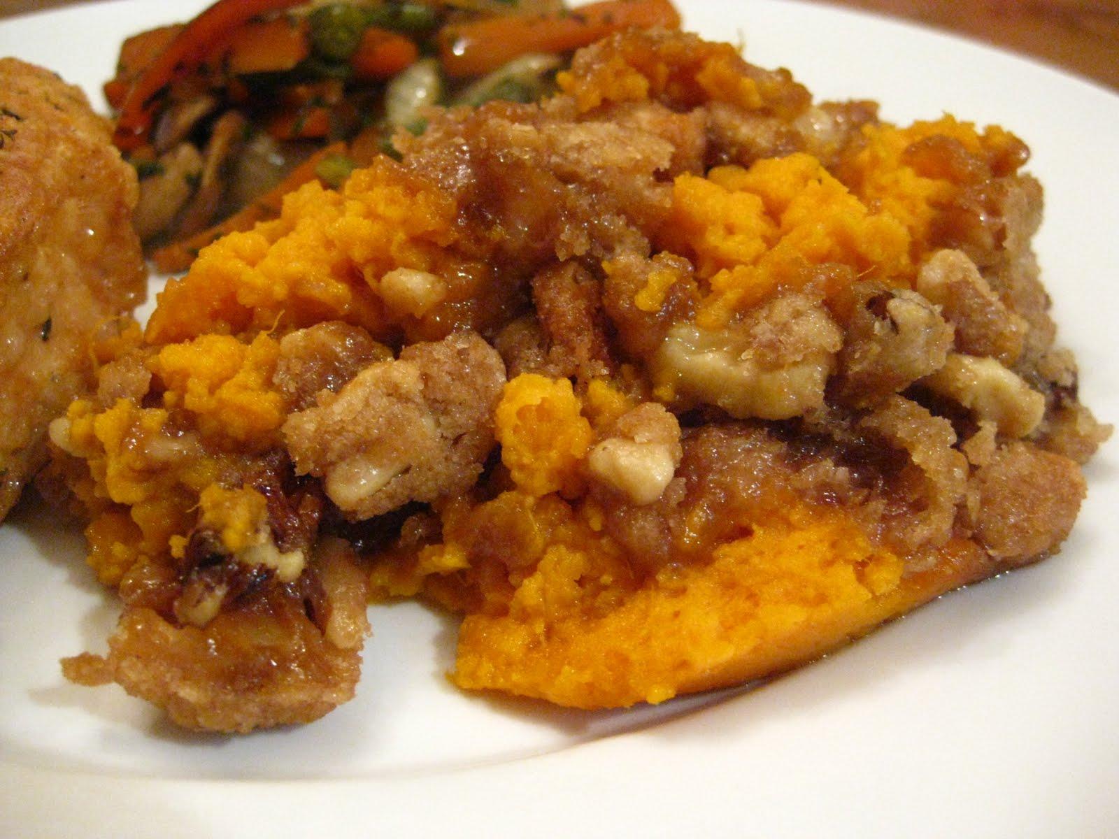 ruth chris sweet potato casserole recipe