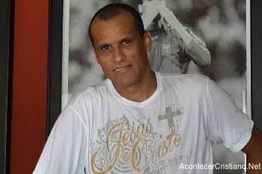Futbolista cristiano Rivaldo