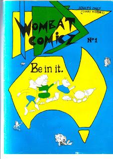 Wombat Comicz