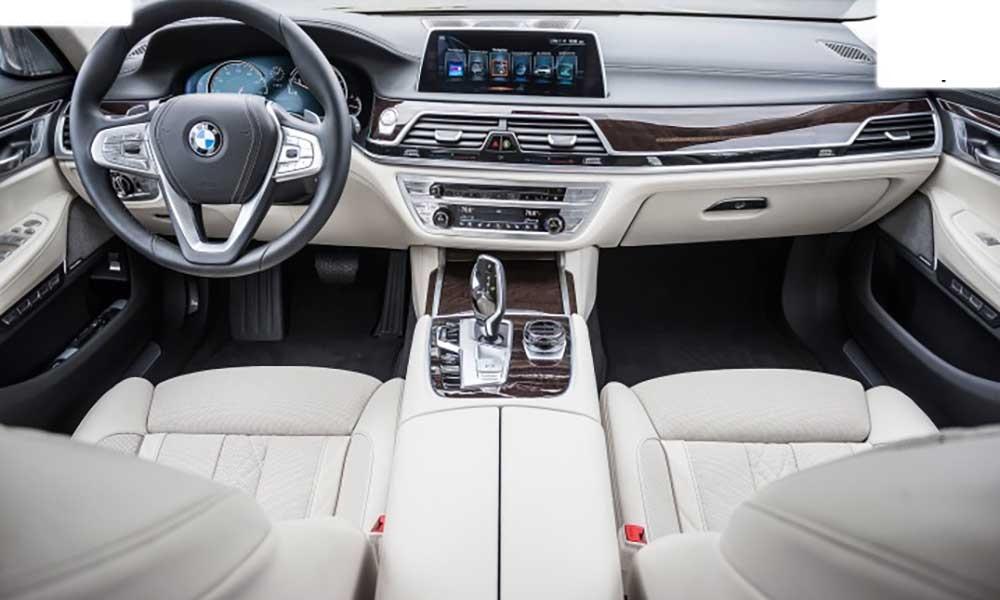 BMW 740Li 2016
