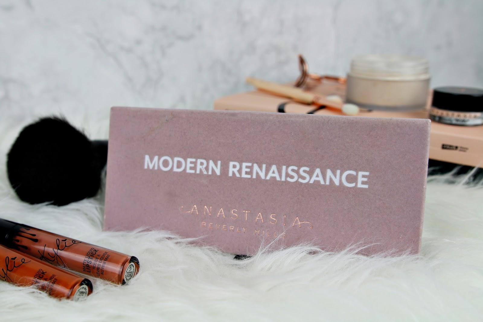 Anastasia Beverly Hills Modern Renaissance recenzja