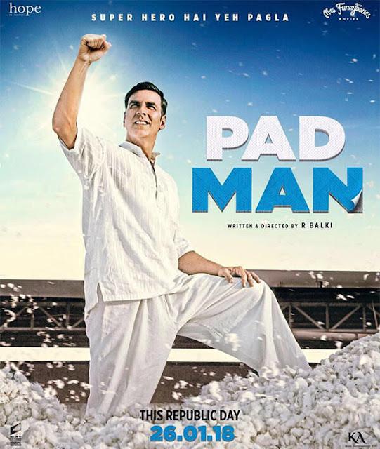 Padman 2018 Full Movie 720p HD Download Free