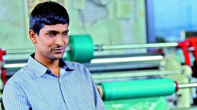 Srikant bollant pemilik perusahaan Bollant Industries