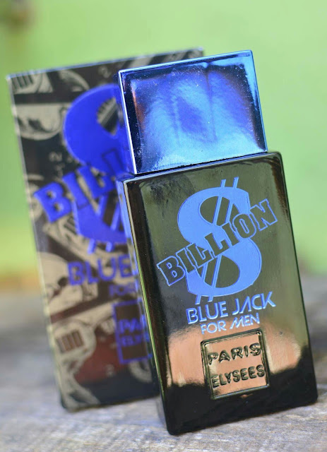 Billion Blue Jack - Paris Elysees