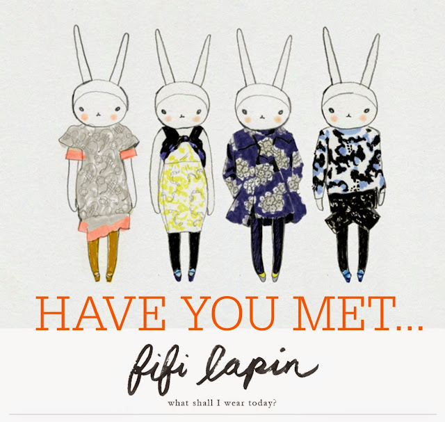 Fifi Lapin - the coolest bunny in town collaborates with Petit Bateau | fit lapin | blogger | bunny | fashion blogger | illustrated | petit bateau | stripe top | t-shirt collection | what shall i wear today| exclusive t-shirts | rabbit | frnech fashion | kids fashion | tees for women | new collection | new launch | mamasVIB | petit bateau  shitrts | blogger collaboration | french style | bloggers |