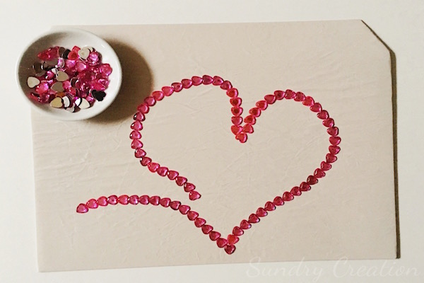 Project Idea: 3D Heart Envelope
