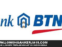Penerimaan Tenaga Pegawai Bank BTN Minimal SMA D3 Besar Besaran April 2019