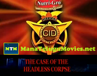 Headless Corpse – CID Detective Serial – 12th Sep
