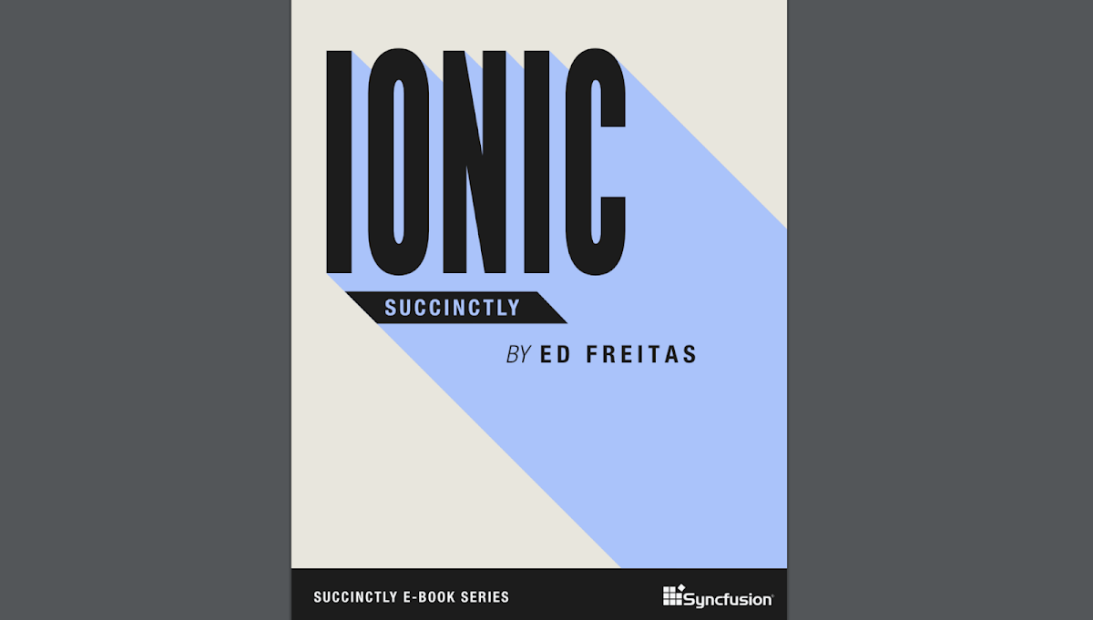 Ionic Succinctly eBook and Download