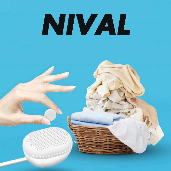 Máy giặt sóng siêu âm Nival