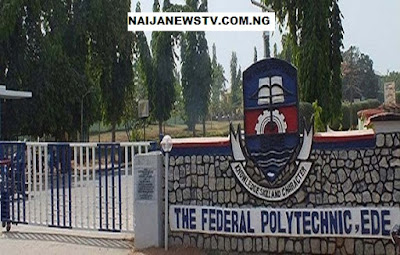 Federal Poly Ede 2018/2019 Departmental Cut-off Marks For all Departments
