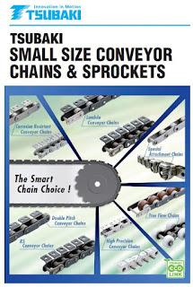 tsubaki small size conveyor chain sprocket rs