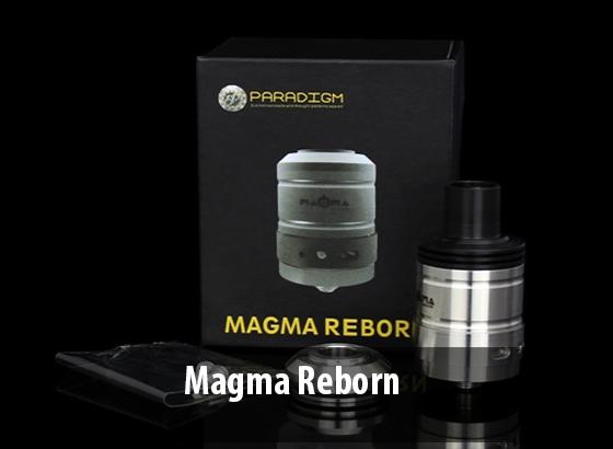 Magma Reborn RDA