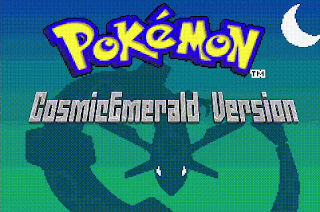 pokemon cosmic emerald cover