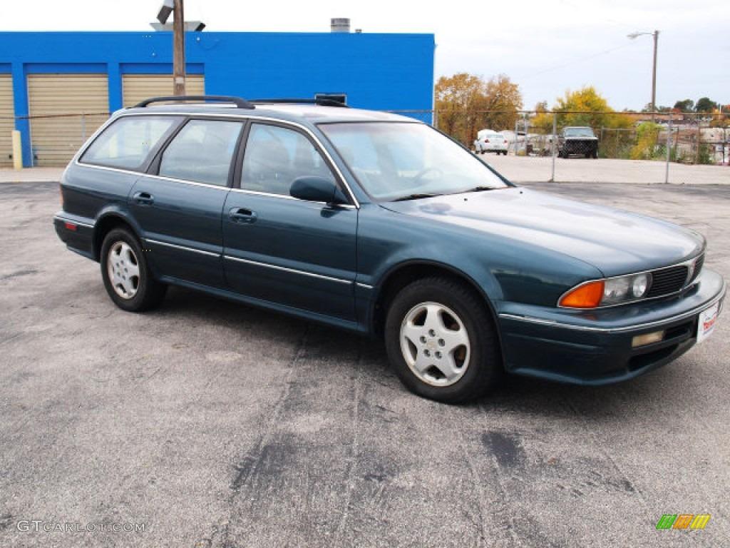 REVolution: 1993-1995 Mitsubishi Diamante Wagon