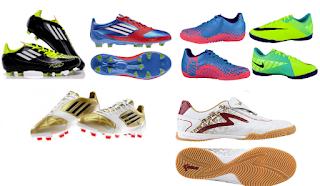 Usaha Jual Sepatu Futsal