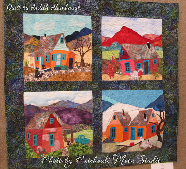 Colors of the Southwest Fiber Art Show