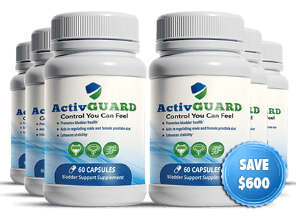 ActivGuard - Bladder Support Supplement (US)