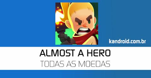Almost a Hero v2.2.0 APK Mod (Todas as Moedas)