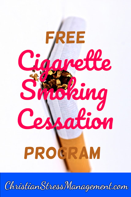 Free Cigarette Smoking Cessation Program