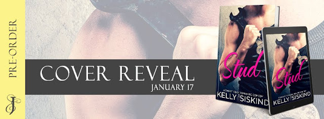 {Cover Reveal and Giveaway} Stud by Kelly Siskind